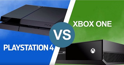 PS4 Pro vs XBox One S