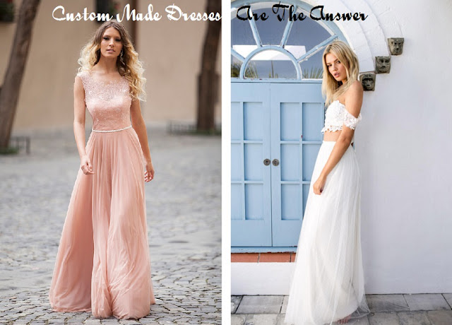 If you struggle to find any dress that suits you perfectly, pick a custom made one, tailored just for you for any occasion! #custommadedresses #lunss #specialoccasiondresses #customweddinggowns #chooseweddinggown #weddingdresses #tailoreddress #fashion