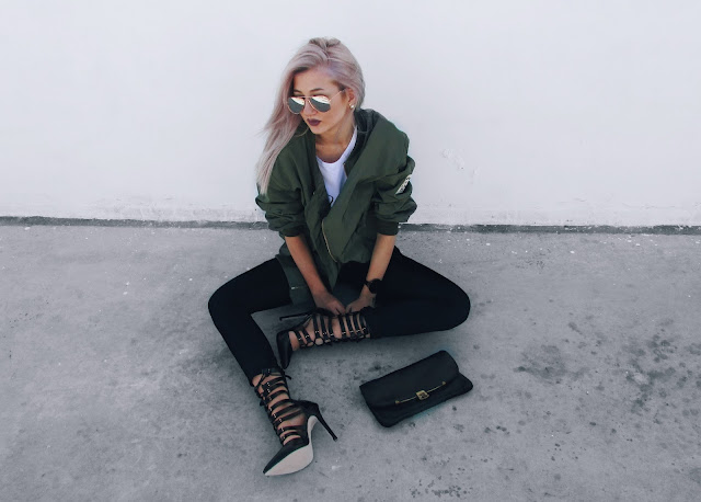 casual heels outfit ideas