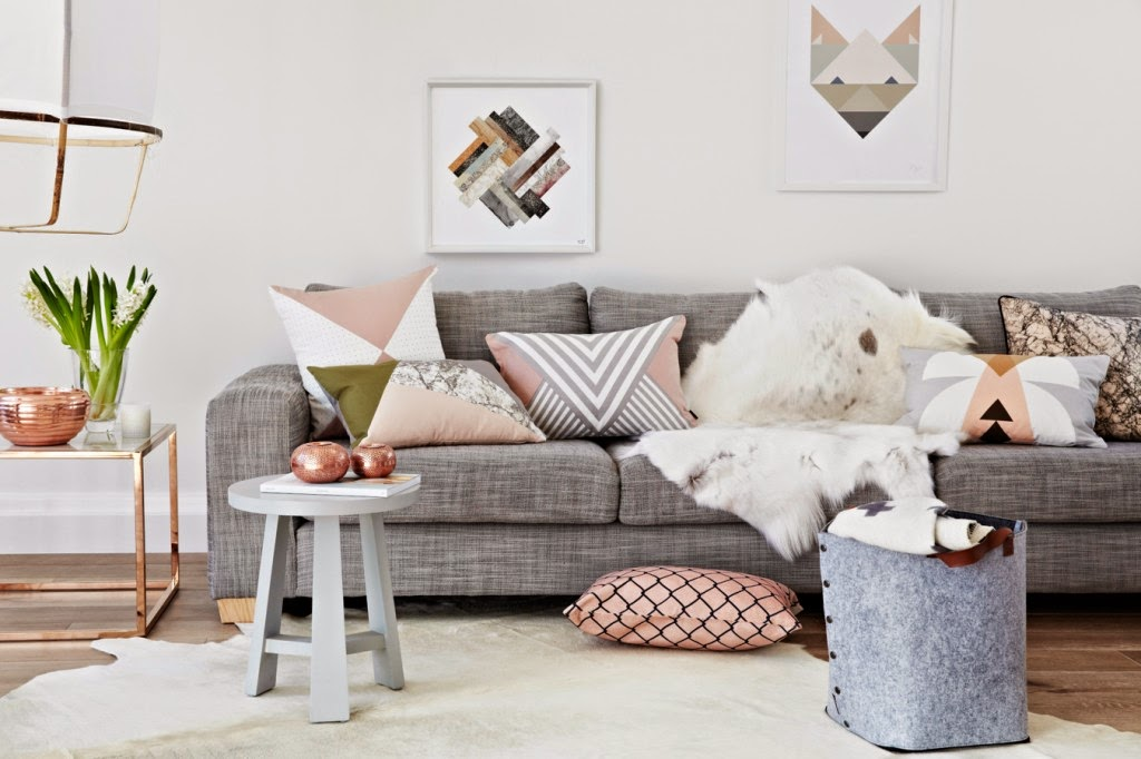 My Scandinavian Home: Black, White And Pastel Inspiration