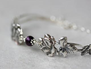 uusikoru, lusikkakoru, rannekoru, hopea, silverjewelry, bracelet