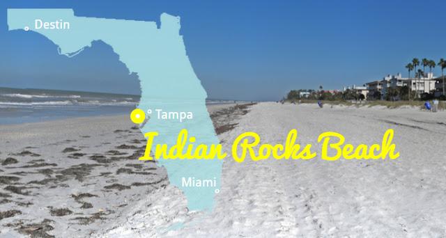 Die Schönsten Strände Florida's - Indian Rocks Beach