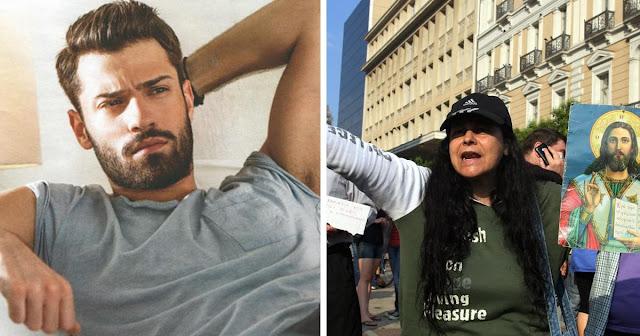 Η Ελένη Λουκά καταγγέλλει: Μου την έπεσε ερωτικά ο Κωνσταντίνος Αργυρός