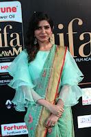 Samantha Ruth Prabhu Looks super cute in a lovely Saree  Exclusive 14.JPG