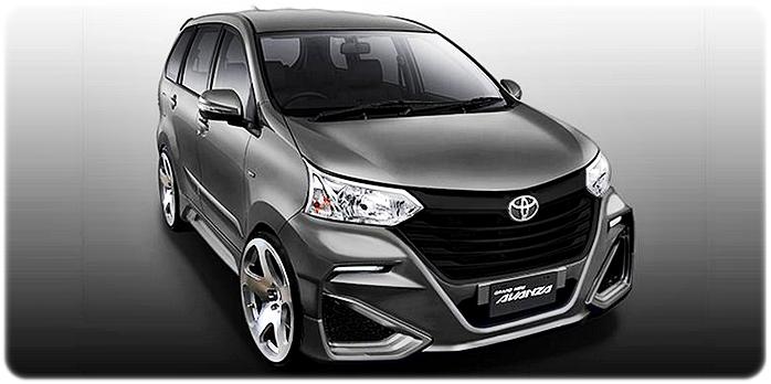 Grand New Avanza Gambar Toyota Yaris Trd Philippines Hot Modifikasi Karya Desainer Asal Bandung