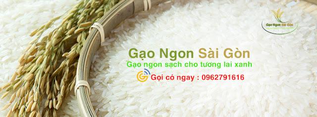 Giao gạo ngon Sài Gòn