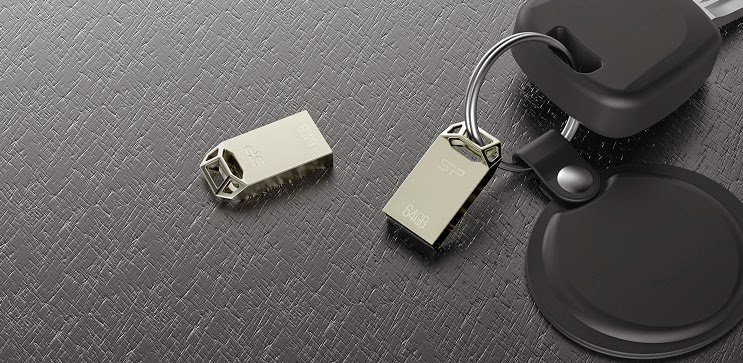 SP/Silicon Power Touch T50 Mini USB 2.0 Flash Drive