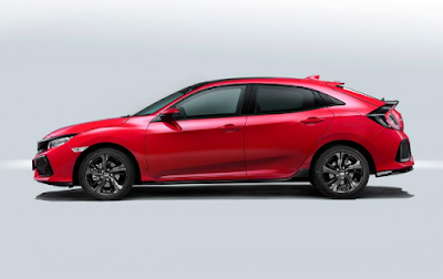 New 2017 Honda Civic takes a bow: specifications and also complete information