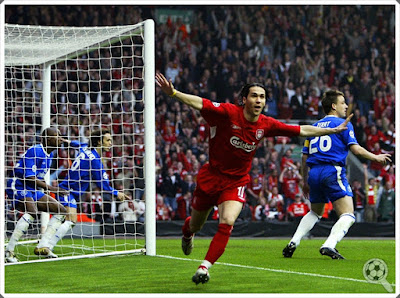 Luís Garcia Liverpool Chelsea