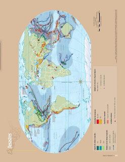 Apoyo Primaria Atlas de Geografía del Mundo 5to. Grado Capítulo 5 Lección 2 Desastres