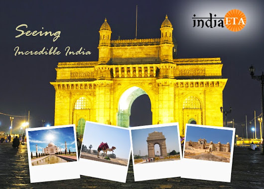 Seeing incredible India through ETA visa
