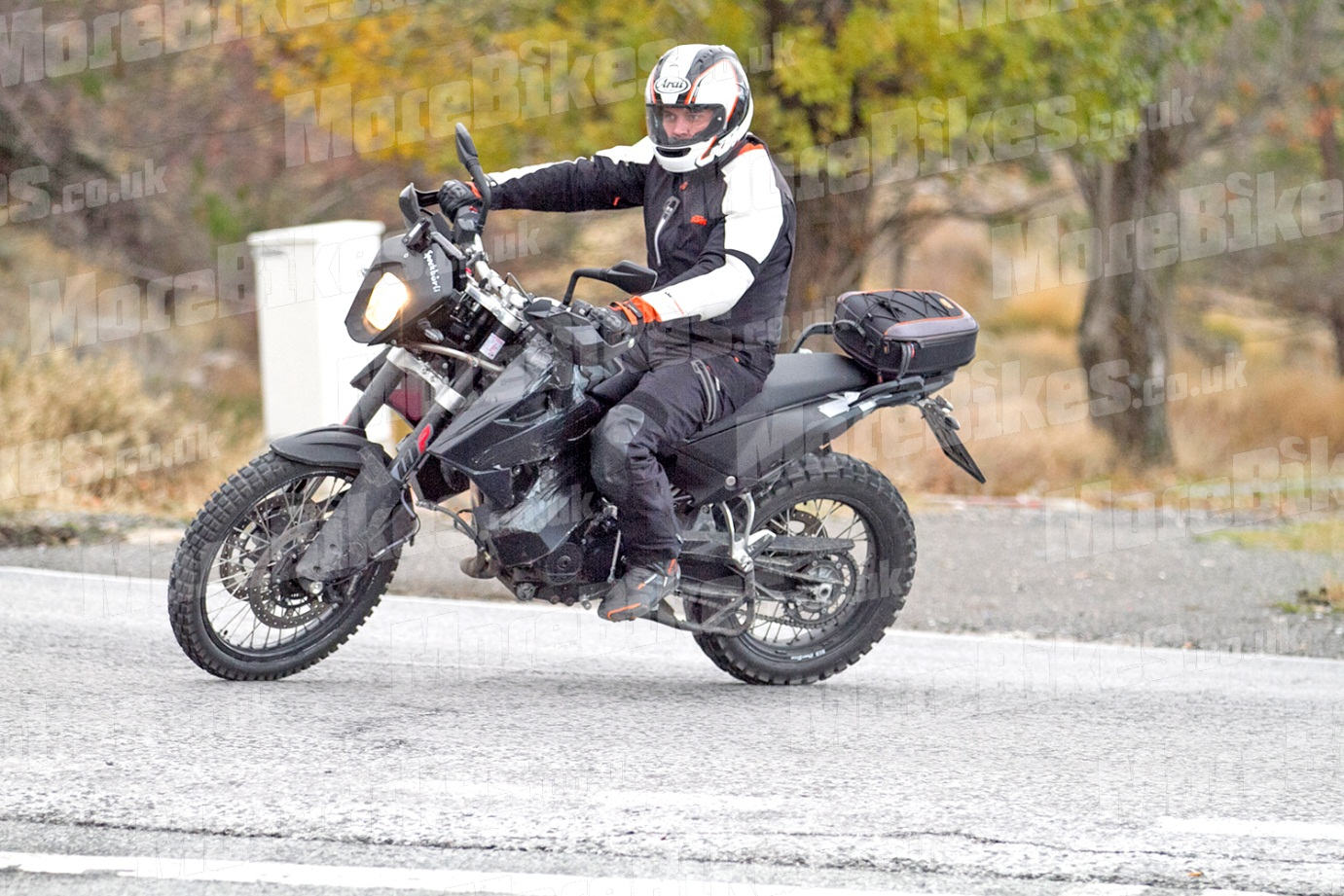 2018 ktm 790 adventure. wonderful 790 these are the first pictures of upcoming 800 cc enduro bike from ktm  the bike which will be called 790 adventure is scheduled to appear later on  to 2018 ktm adventure y