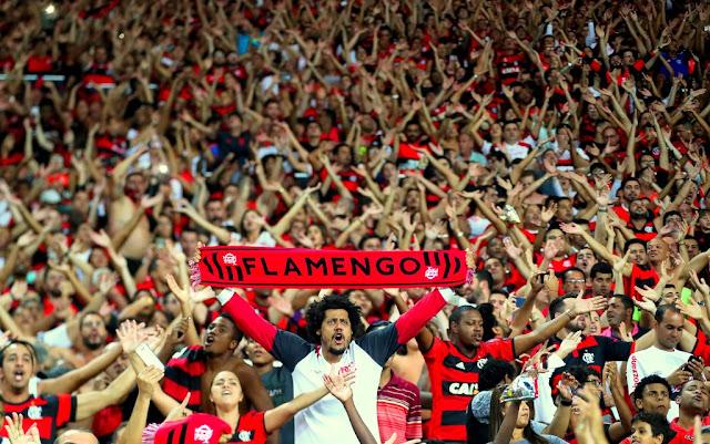 Resultado de imagem para torcida do flamengo