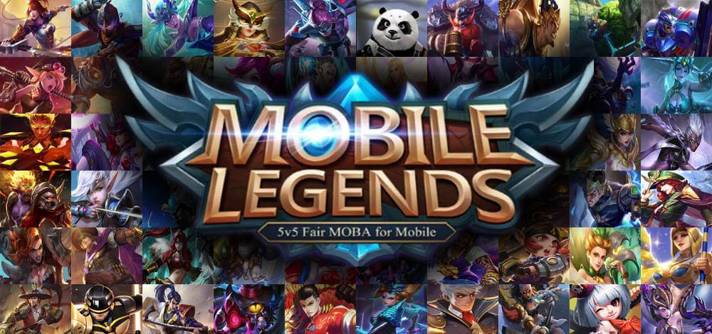 wellcome to mobile legends - sepuluh garis