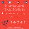 Importance of Social Media in Increase of Blog Traffic