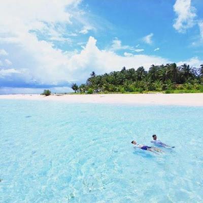 Pulau Langkai Kota Makassar Photo by @ardiyanta