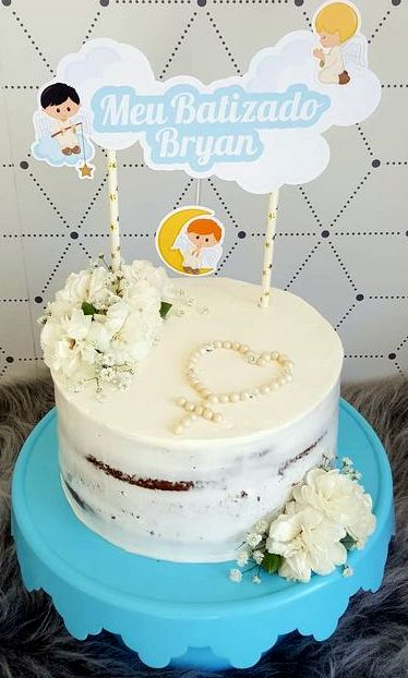 Free Printable Cake Toppers for First Communion.