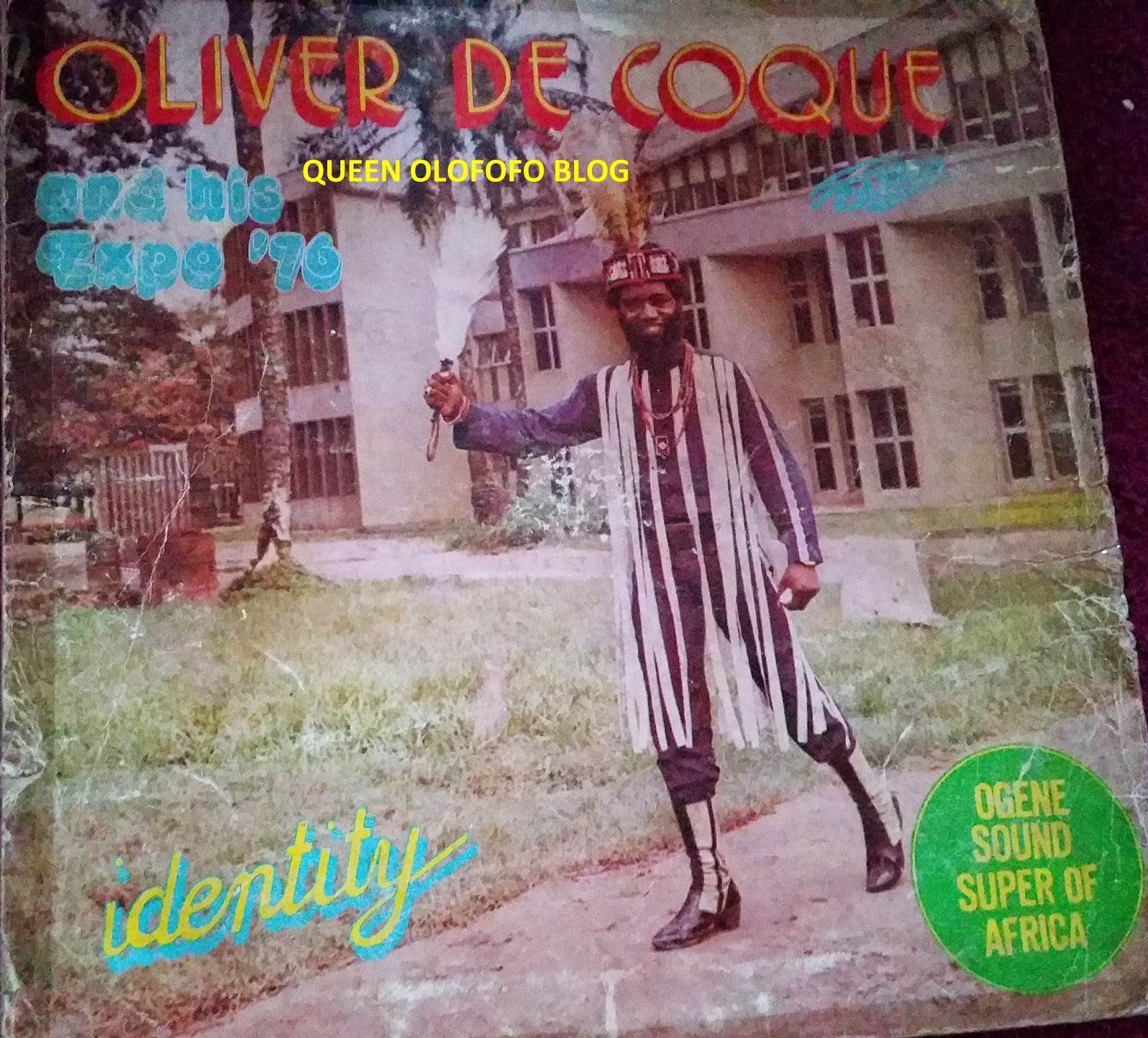 oliver de coque with the old school hit identity