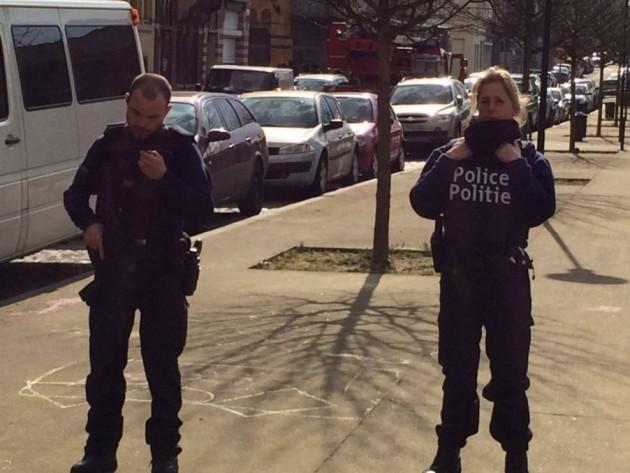 Βρυξέλλες: Έφοδος της αστυνομίας στην τουρκική συνοικία
