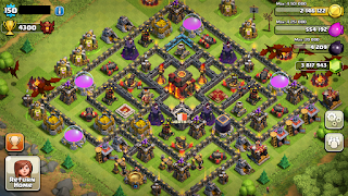Clash-Of-Clans-Magic-S4-Altın-Elmas-Hileli-Mod-Apk-indir