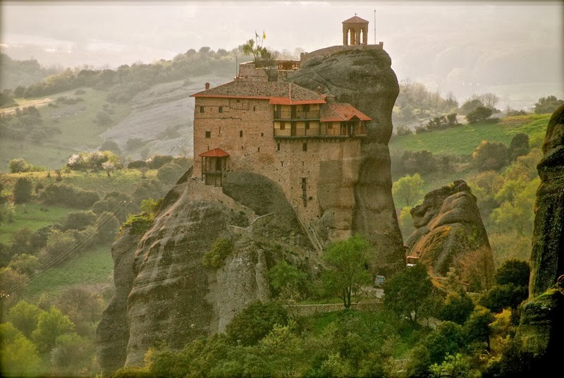 Meteora, Hellas - Top 20 Spots to See in Europe