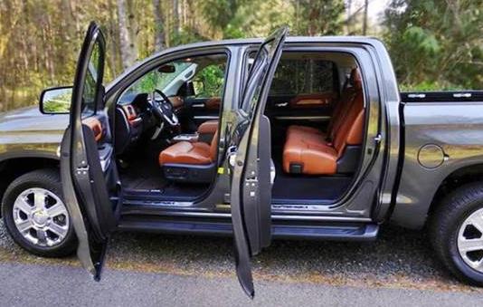 2018 Toyota Tundra Concept, Price