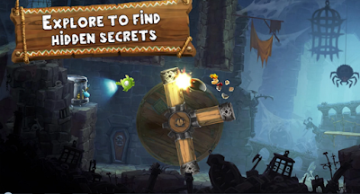 Rayman Adventures Apk v1.0.3 (Mod Coins)-screenshot-1