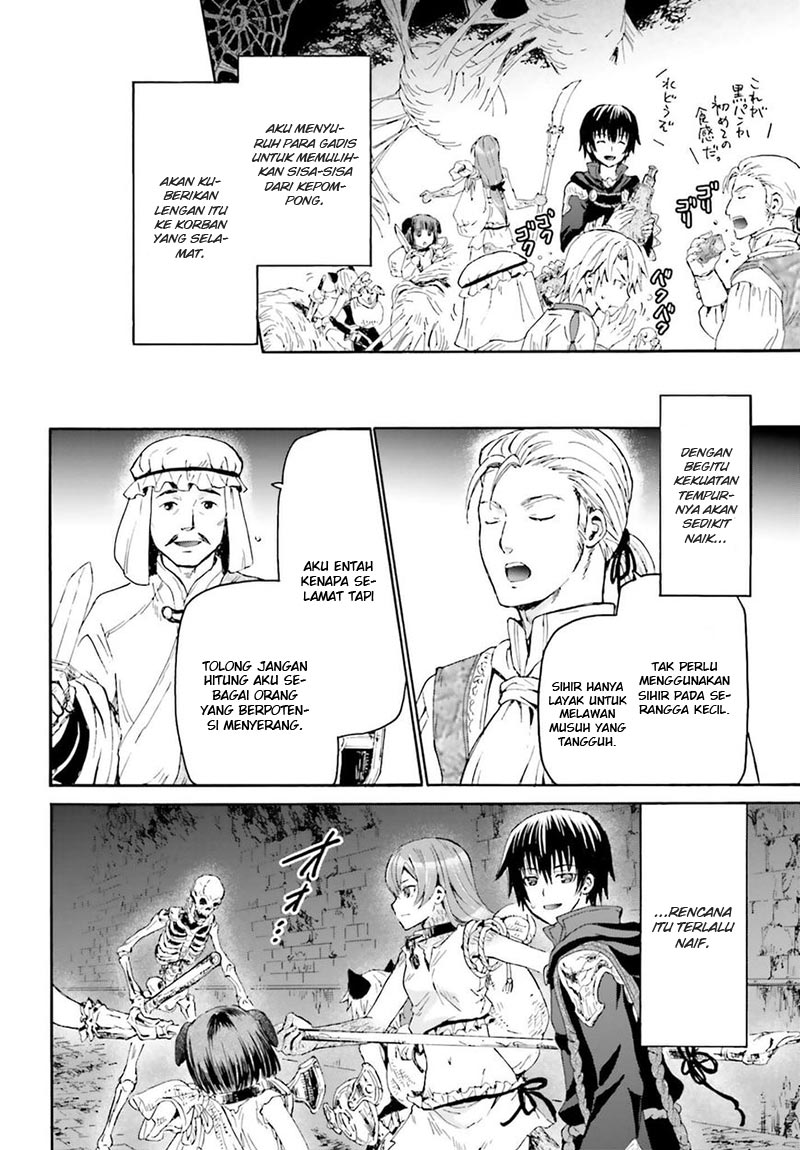 Manga Death March Chapter 10 Bahasa Indonesia