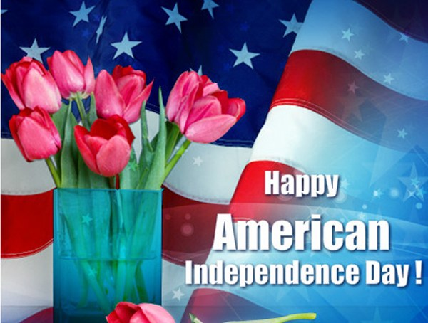 USA Independence day Greeting