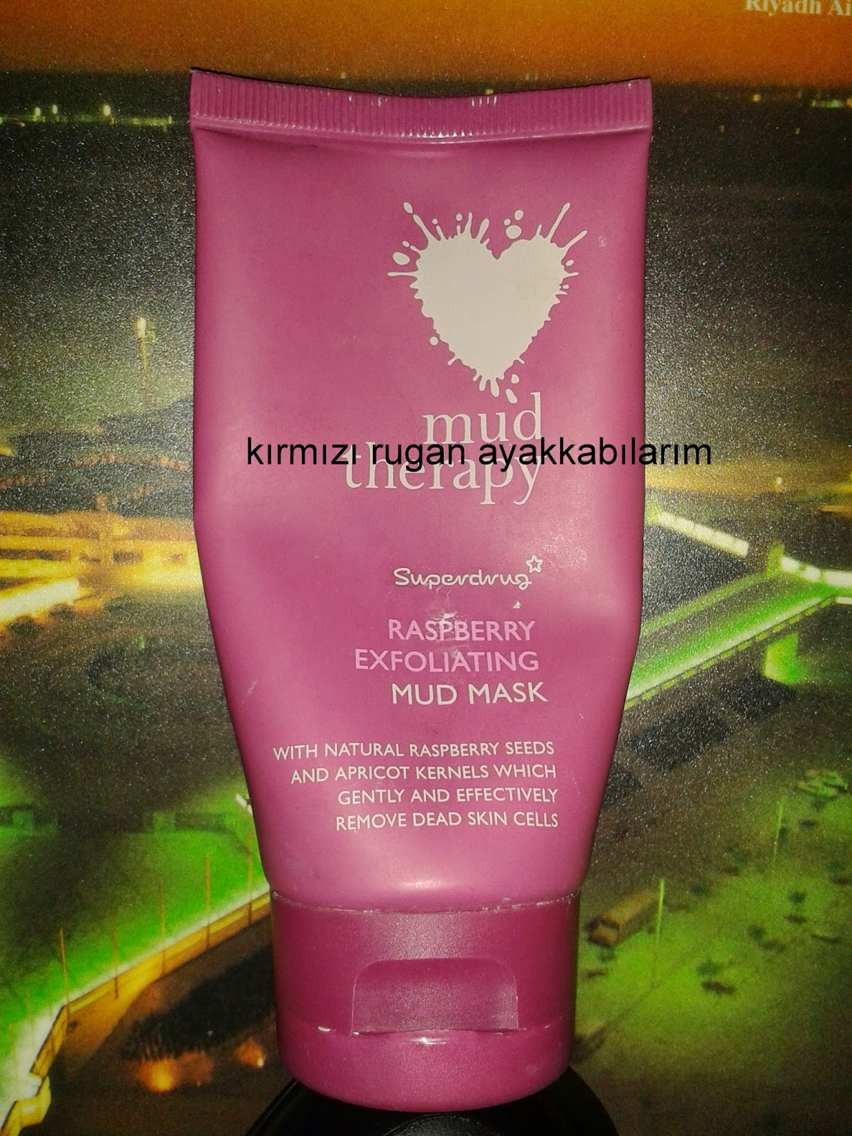 superdrug maskeler(raspberry-witch hazel)