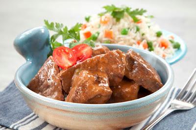 اللحم بالحمر (التمر الهندي)