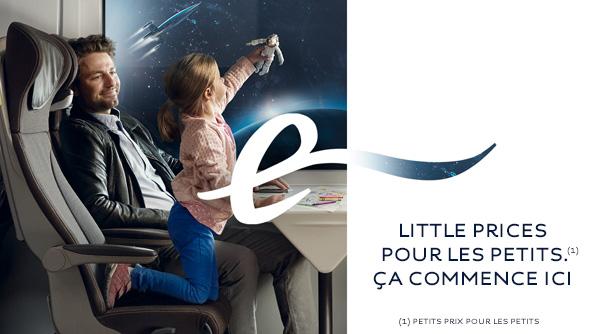 Promo voyage enfant 10 euros Eurostar