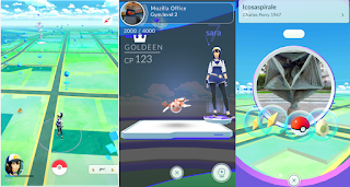 Play Pokémon Go in Nigeria