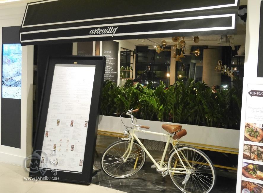 Arteastiq Cafe Plaza Singapura: Not going back ever