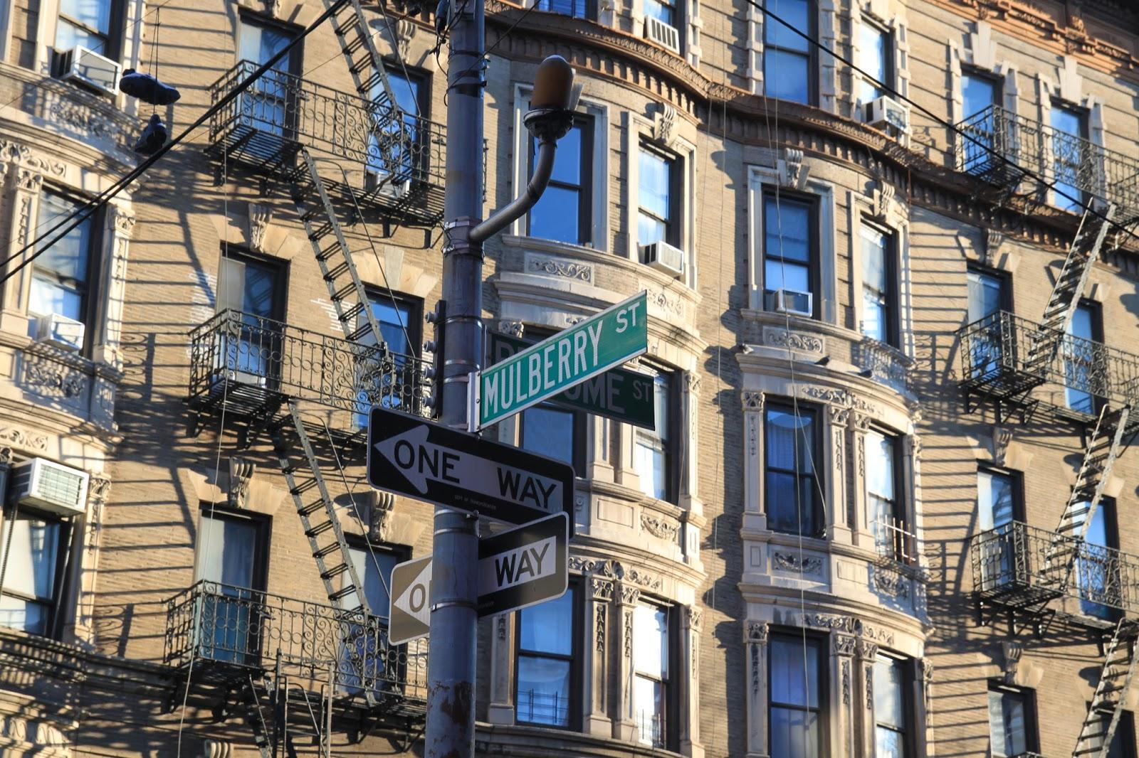 Chinatown na Manhattanie
