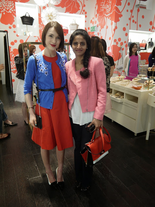 An Evening With Kate Spade New York and Ella Catliff