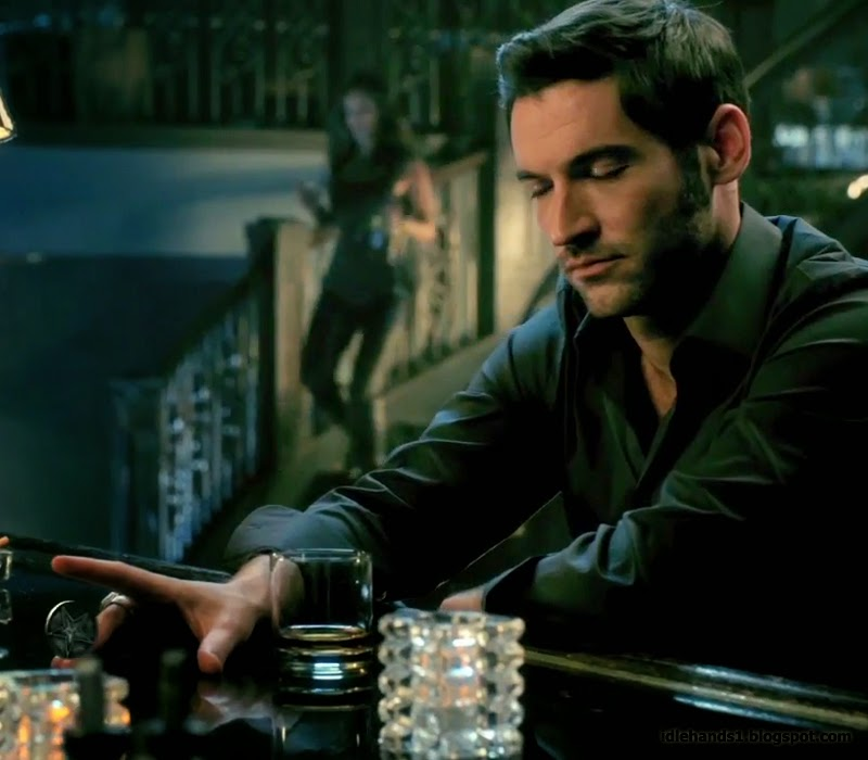 Lucifer Morningstar Dc Comics: Idle Hands: Fox's Lucifer Charms His Way Into Your TV In 2016