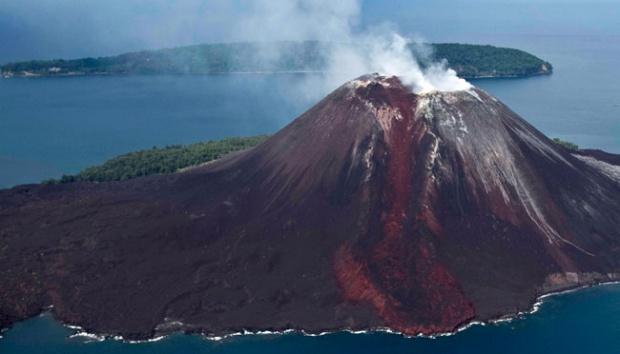 Ketika Letusan Krakatau Berdampak ke Seluruh Dunia