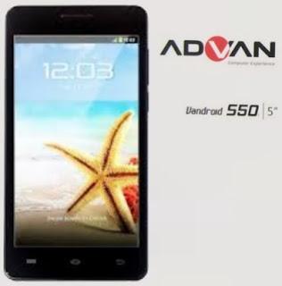Firmware Advan S50