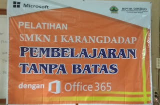 "Pelatihan Office 365 ""Pembelajaran Tanpa Batas"""