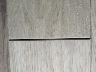 parket v leseni hiši