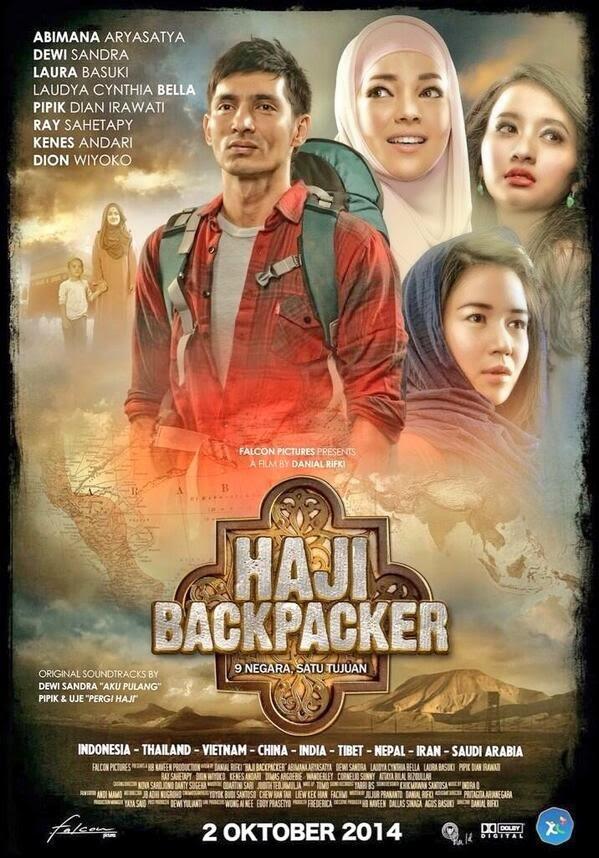 Download Film Haji Backpacker 2015 Tersedia