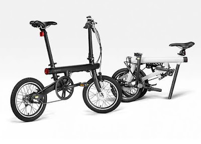 2016 Xiaomi Electric Folding Bike