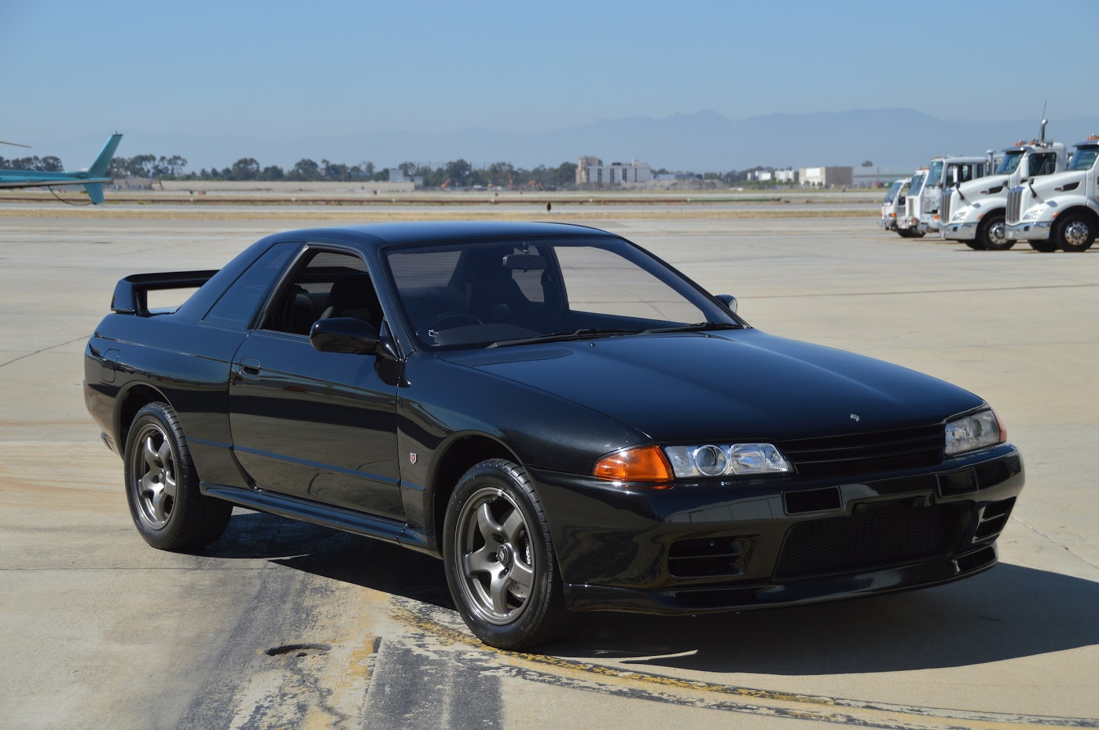 1990 nissan skyline gt r r32 for sale in long beach california only 24k miles nissan. Black Bedroom Furniture Sets. Home Design Ideas