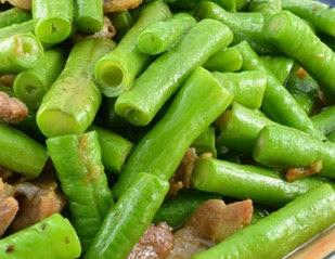 Resep Praktis Tumis Kacang Panjang Santan Pedas