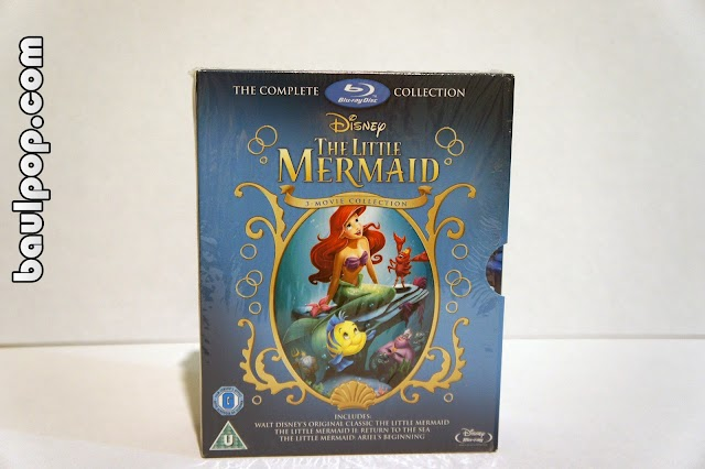 Little Mermaid 3-Movie Collection