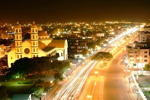 Cooperativa de Transportes Panamericana en Portoviejo
