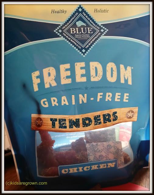 Blue Buffalo Chicken Grain Free Tenders