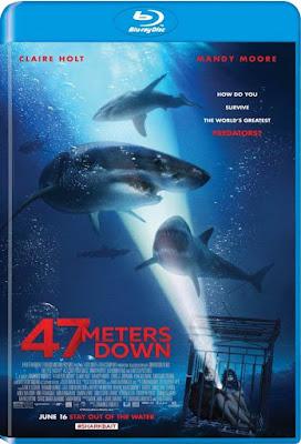 47 Meters Down 2017 BD25 Sub