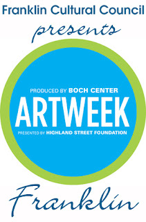 Franklin ArtWeek Schedule for Monday, April 29, 2019